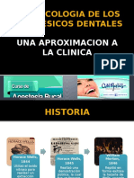 Anestesia Dental y Maximlofacial