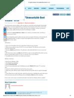 Unmountable Boot Volume Windows XP
