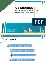KNOWLEDGE SHARING Perencanaan Sistem Dan Merit Order Sistem Sumatera - Edit