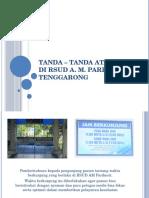 Tanda – Tanda