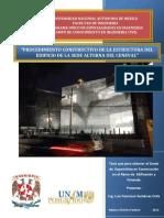 """""""Procedimiento Constructivo de La Estructura Del Edificio de La Sede Alterna Del Ceneval"""""""