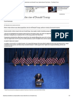 Rise of Donald Trump - Science Behind - ST