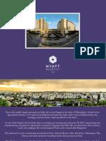hotel hyatt presentation