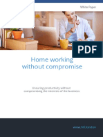 HTL White Paper Home Working Without Compromise