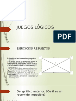 JUEGOS LÓGICOS
