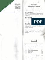 Applied Hydraulics I, II & III