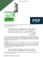 Al Quran Doa