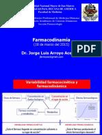 3° Farmacodinamia Medicina