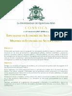 Mtria Economia Sector Publico Convocatoria Carta