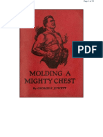 Jowett Molding a Mighty Chest