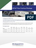 FT8 MOBILEPAC Gas Turbine Package