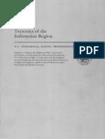 Tectonics of the Indonesia Region (USGS Paper) - USGS