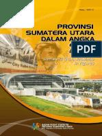 Provinsi Sumatera Utara Dalam Angka 2016