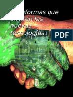 Plataformas que ofrecen las nuevas tecnologíaS