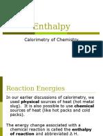 6 - Enthalpy