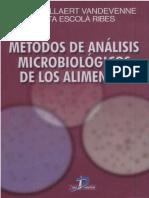 Metodos de Analisis Microbiologicos de Alimentos - Corrie Allaert Vandevenne..pdf