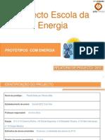 Painel Solar por Termo-sifão