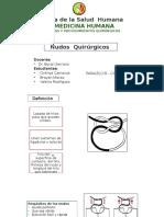 Puntos y Nudos-suturas, Macas Brayan, Camacas Cinthya, Valeria Rodriguez, CICLO 8 B