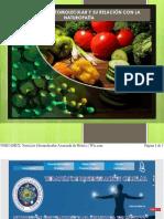 Nutrición Ortomolecular PRIMER CONGRESO LATINOAMERICANO DE NATUROPATIA 2016