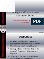 Emergency Preparedness Education Series_HSEP(v2015)
