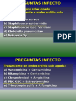 Curso Dr. Huitron Infectologia (Preguntas)