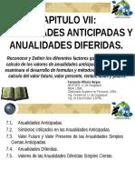 07. Anualidades Anticipadas y Anualidades Diferidas (1)