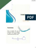 Sesion 10-11 Funciones