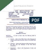 Executive Order No. 180.
