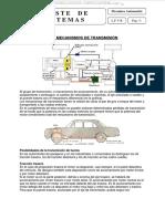 Manual Mecanismos Sistemas Transmision Accionamiento Traccion Embrague Clasificacion Caja Cambios Velocidades