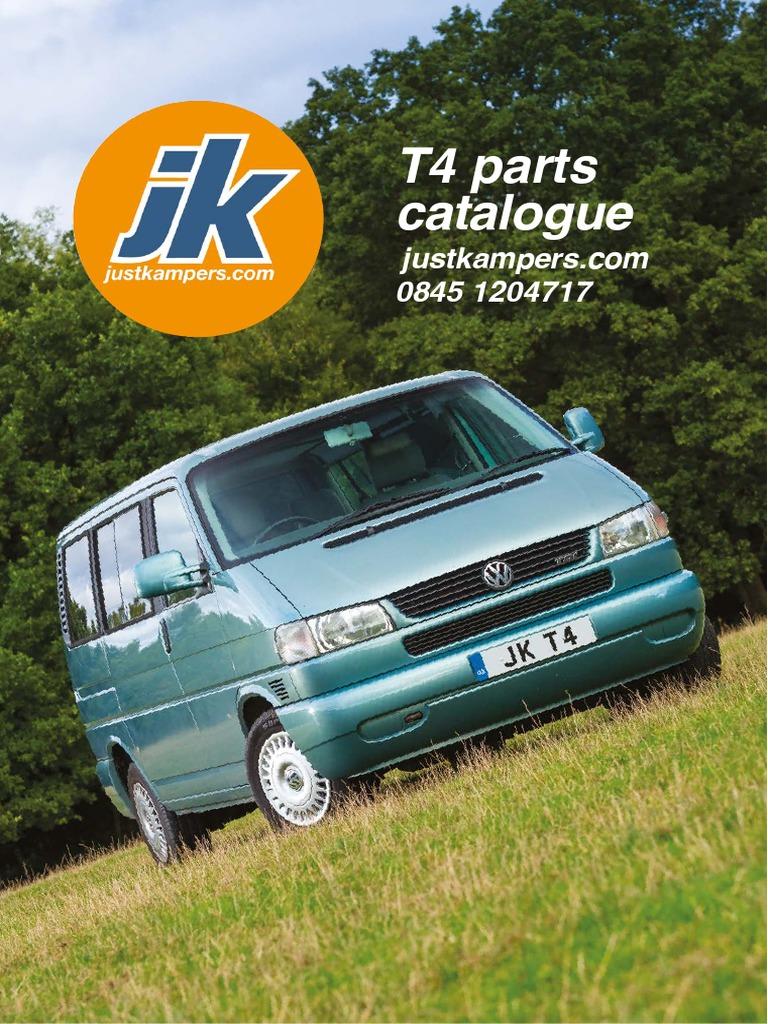 Jk T4 Catalogue 2013 Web Volkswagen Automotive Technologies Nissan Sunny Karpet Mobil Comfort Deluxe 12mm Car Mat Full Set