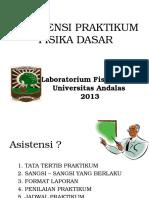 Asistensi FD (2013)