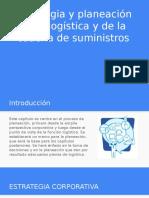 Capítulo 2 Estrategia y Planeación de La Logística y en La Cadena de Suministro 1