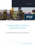 7 reasons why it's time to move to the cloud