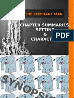 Literature - The Elephant Man
