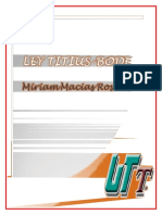 Ley de Titius Bode