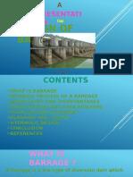 Barrage Presentation[1]