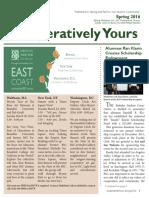 BSC NewsletterSpring 2016