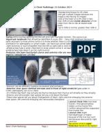 Basic Chest Radiology