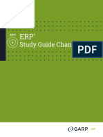 2017 Erp Study Guide Changes