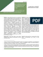 Artigo - Direito Do Trabalho e Teoria Social - Importante