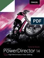 PowerDirector14 Tutorial Book Enu