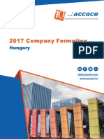 2017 Company Formation Hungary E
