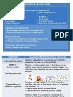 Phrasal Verb- Innovative Lesson Plan