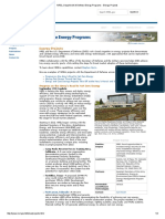 NREL_ Department of Defense Energy Programs - Energy Projects
