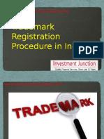 Trademark Registration Procedure in India