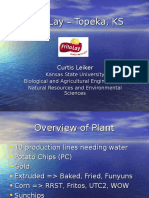 Chips manufacturing process
