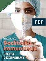 Bezlitosna Immunizacja-Prawda o Szczepionkach PDF