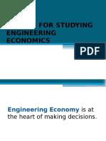 1.2. Reason for Studying Engineering Economics