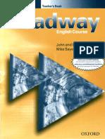 New Headway - Pre-Inter Teachers Book.pdf
