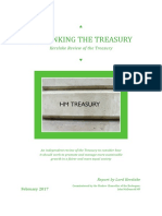9076 17 Kerslake Review of the Treasury Final v2